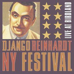 The Django Reinhardt NY Festival: Live at Birdland