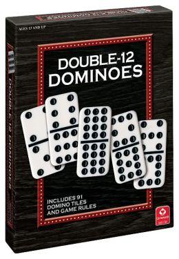 Domino Set - Double 12