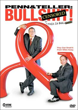 Penn & Teller: Bullshit! - the Complete First Season