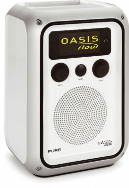 Pure Digital Oasis Flow Internet Radio - Wi-Fi
