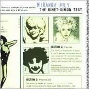 The Binet-Simon Test