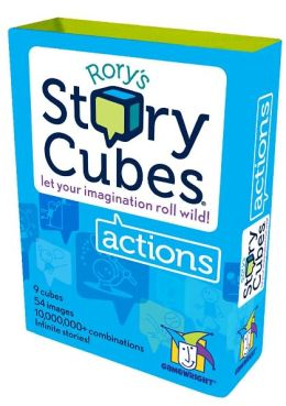 Rory's Action Story Cubes