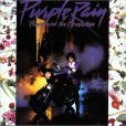 CD Cover Image. Title: Purple Rain, Artist: Prince & the Revolution