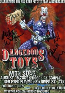 Dangerous Toys: XX - 20th Anniversary Concert Celebration