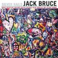 CD Cover Image. Title: Silver Rails, Artist: Jack Bruce