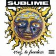 CD Cover Image. Title: 40oz. To Freedom, Artist: Sublime