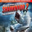 CD Cover Image. Title: Sharknado 2: the Second One, Artist: Various Artists
