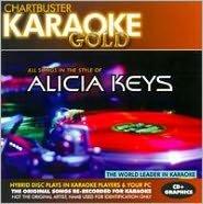 Karaoke Gold: All Songs in the Style of Alicia Keys