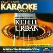 Chartbuster Karaoke Gold: Keith Urban