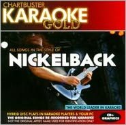 Chartbuster Karaoke Gold: Nickelback