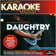 Chartbuster Karaoke Gold: Daughtry