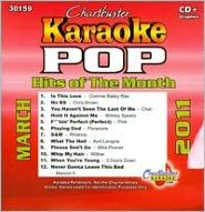 Karaoke: Pop Hits of the Month - March 2011
