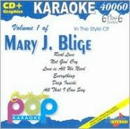 Karaoke in Style of Mary J. Blige, Vol. 1