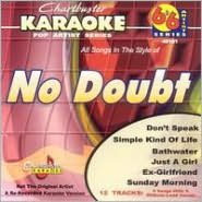 Chartbuster Karaoke: No Doubt