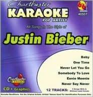 Chartbuster Karaoke: Justin Bieber