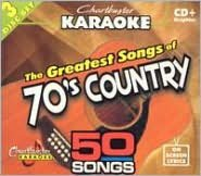 Chartbuster Karaoke: Greatest Songs of 70's Country