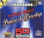 The Chartbuster Karaoke: Very Best of Praise & Worship, Vol. 1