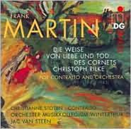 Martin: Die Weise von Liebe und Tod des Cornets Christoph Rilke [Hybrid SACD]