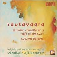 Rautavarra: Piano Concerto No. 3