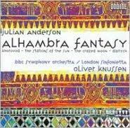 Julian Anderson: Alhambra Fantasy