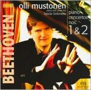 Beethoven: Piano Concertos Nos. 1 & 2 [Hybrid SACD]