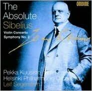Sibelius: Violin Concerto; Symphony No. 2