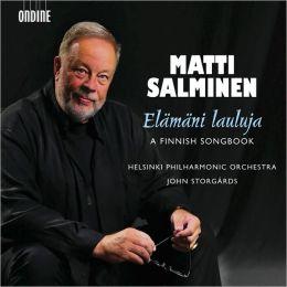Elämäni lauluja - A Finnish Songbook