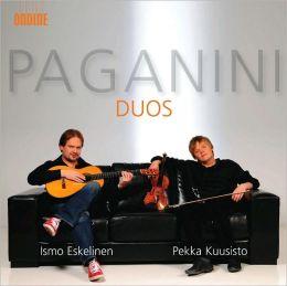Paganini: Duos