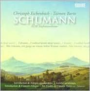 Schumann: Introduction & Allegro appassionato; Geistervariationen