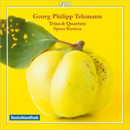 Georg Philipp Telemann: Trios & Quartets