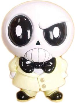 Mighty Skull Boy Collectible Figure