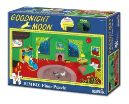 Goodnight Moon Glow in the dark Jumbo Floor Puzzle