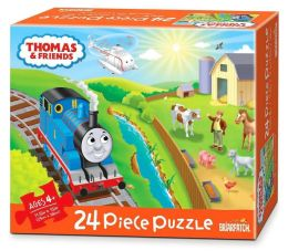 Thomas 24-Piece Through the Countryside Puzzle