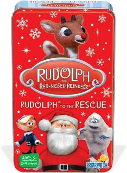 Rudolph Tin Activity Game