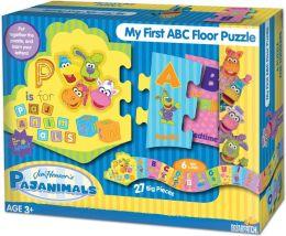 Pajanimals ABC 27 Piece Floor Puzzle