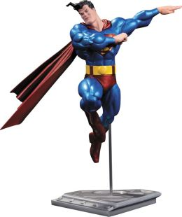 Superman: Man Of Steel Frank Miller Statue