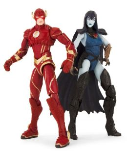 Injustice Flash vs. Raven Action Figure 2-Pack