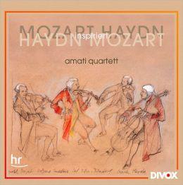 Mozart inspiriert Haydn