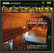Vivaldi: Sinfonie d'Opera