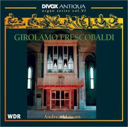 Organ Series, Vol. 6: Girolamo Frescobaldi
