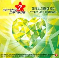 Street Parade: Official Trance 2012
