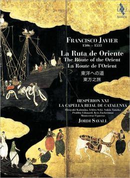 Francisco Javier - La Ruta de Oriente [Hybrid SACD]