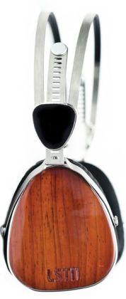LSTN Troubadours Headphones - Cherry Wood