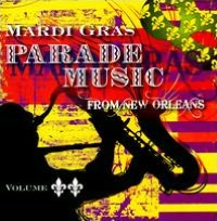 Mardi Gras Parade: Music from New Orleans, Vol. 2