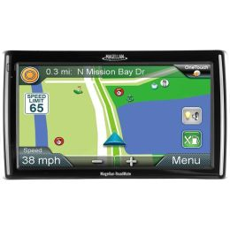 Magellan RV9145 Automobile GPS Navigation System/Monitor