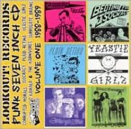 Punk Seven Inch CD, Vol. 1: 1988-1989