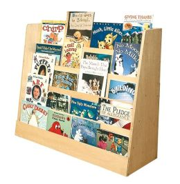 Early Childhood Resources ELR-0339 Single Sided Book Display