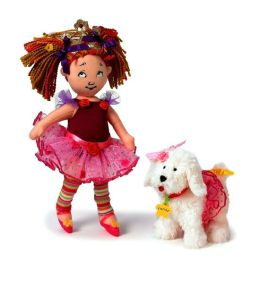 Fancy Nancy Ballerina with Frenchy