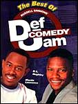 Best of Russell Simmons' Def Comedy Jam 1, Vols. 1-6