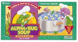 AlphaBug Soup® Word Game
